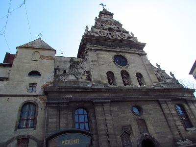 Бернадинский монастырь