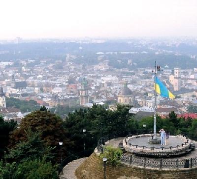 Парк Высокий замок