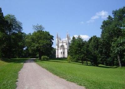 Alexandria Park, State Peterhof Museum complex