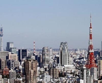 Телебашня Tokyo Tower