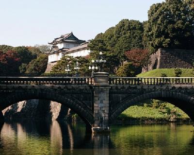 Императорский дворец и сад