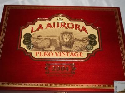 Табачная фабрика La Aurora