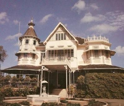 Дом Милле Флюйерс