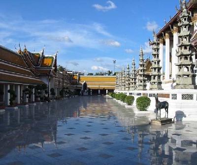 Храм Гигантских Ворот