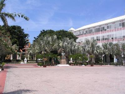 Площадь Роусон