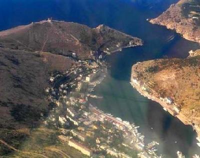 Бухта Балаклавы