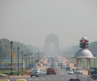 Ворота Индии и Раджпатх