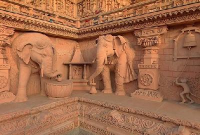 Храмовый комплекс Акшардхам