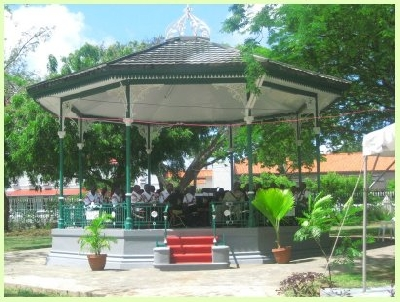 Королевский Парк Барбадоса