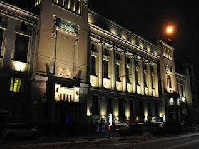 Театр им. Ленинского комсомола