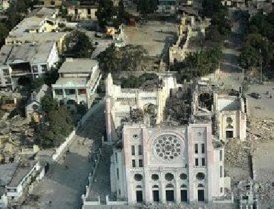 Кафедральный собор Порт-о-Пренса