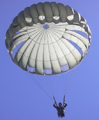 Прыжки с парашютом в аэроклубе