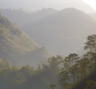 Природный национальный парк Ла Визит
