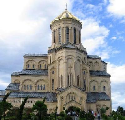 Кафедральный собор «Самеба»