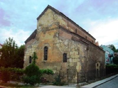 Анчисхатская церковь