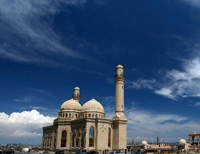 Мечеть Биби-Эйбат