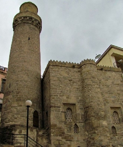 Мечеть Сынык-кала