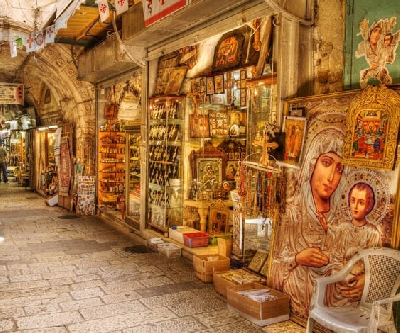 Рынок Махане Йегуда