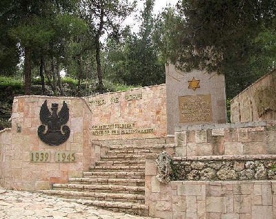 Гора Герцля и Яд ва-Шем