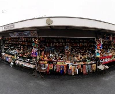 Сувенирный рынок у Спаса на Крови