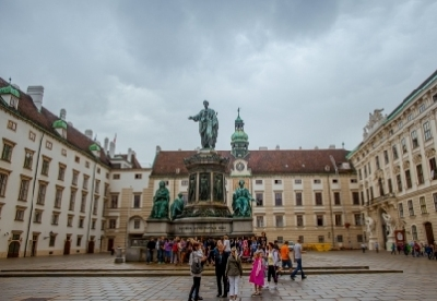Дворцовый комплекс Хофбург