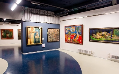 Museum and Galleries of Contemporary Art
